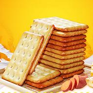 番薯特鲜炼奶芝士起司饼干