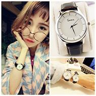 韩版学生时尚简约手表