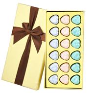 德芙 心形巧克力礼盒装