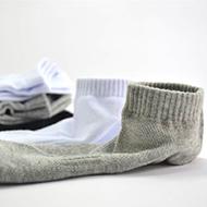 夏季男士薄款防臭吸汗船袜