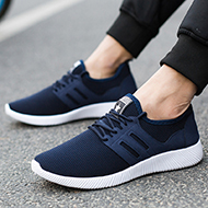 男士运动休闲板鞋