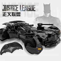 影家 正义联盟 蝙蝠侠遥控车