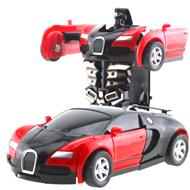 变形机器人汽车儿童玩具