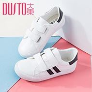 大东男女童秋季新款休闲鞋