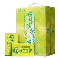 天喔茶庄蜂蜜柚子茶250ml*16盒