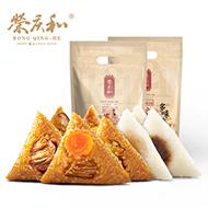 10点:荣庆和粽子100g*10只