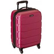 中亚prime:新秀丽红色拉杆旅行箱 20寸