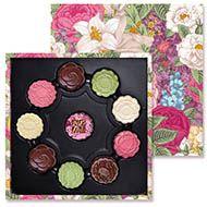德斯蒂中秋巧克力月饼礼盒10颗