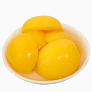 亚太新鲜黄桃水果罐头425g*5罐