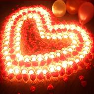 表白道具生日小香薰蜡烛