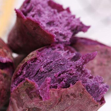 进口越南珍珠小紫薯5斤装