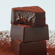 艾蜜莉手工纯可可脂抹茶朗姆巧克力