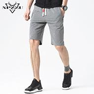 男士夏季运动休闲短裤