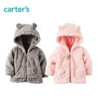 双11预售:Carter's 婴儿仿羊羔绒长袖夹克