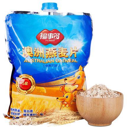 福事多澳洲燕麦片1360g