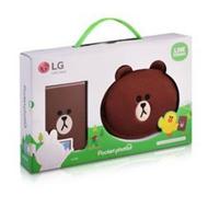 LG趣拍得布朗熊版 便携照片打印机