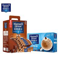双11预售:麦斯威尔咖啡特浓100条+原味30条