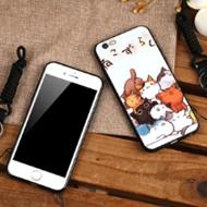 苹果6/6s/6p/6sp可爱手机壳