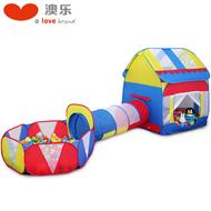 澳乐儿童帐篷游戏屋