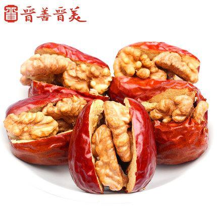 红枣夹核桃仁250g*2