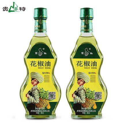 贵丰特麻油花椒油238ml
