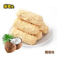 米老头果仁糙米卷375g三盒装