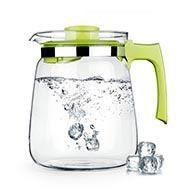 限今日:紫丁香玻璃茶壶2L