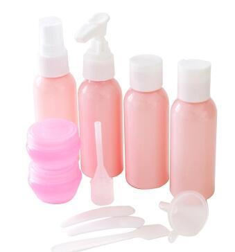 化妆品分装瓶套装便携旅游小空瓶