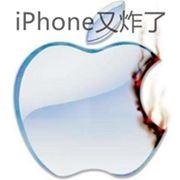 iPhone送修时在手中爆炸