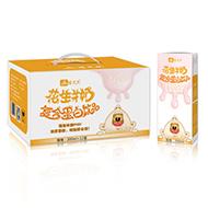 花生牛奶复合乳蛋白200ml*12盒