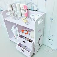 桌面化妆品收纳盒