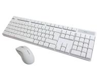 优派CW1260 2.4G无线简约时尚桌面型键鼠套装