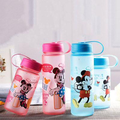 迪士尼米奇磨砂水杯500ml