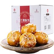 德辉红糖酥饼