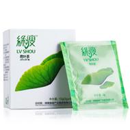 绿瘦荷叶茶12袋装