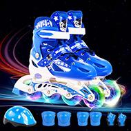 路狮溜冰鞋全套装