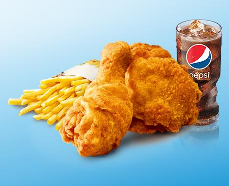 肯德基KFC悠闲轻松下午茶