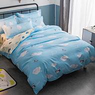 简约床单被套四件套