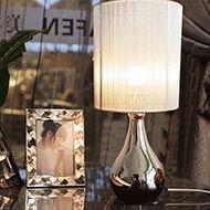 美式现代简约LED台灯