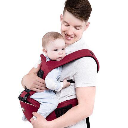 婴儿前抱式腰凳背带