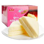 慕滋炼奶蒸三明治蒸蛋糕整箱500g