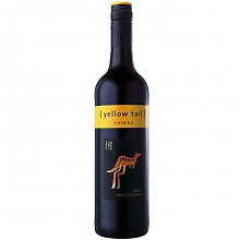 Yellow Tail 黄尾袋鼠 设拉子干红葡萄酒 750ml