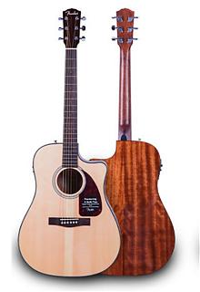 Fender 芬德 Classic Design系列 0961518021 CD-140S 民谣吉他 原木色