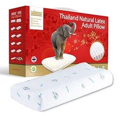 TAIPATEX 100%纯天然泰国乳胶儿童睡枕 乳胶枕头