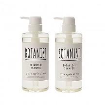 BOTANIST 植物洗发水 白色清爽型 490ml*2瓶