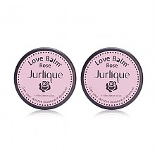 Jurlique 茱莉蔻 玫瑰保湿护唇膏 15ml*2盒