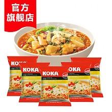 KOKA 新加坡进口 鸡汤味方便面 85g*10包