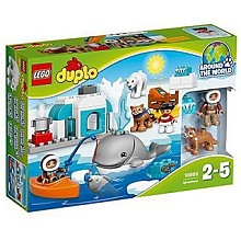 LEGO 乐高 DUPLO得宝系列 北极动物 10803