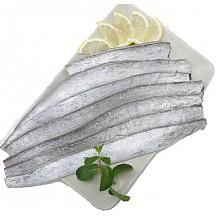 鲜动生活 冷冻带鱼(去头尾)6-9段 500g