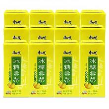 华东福利:康师傅 冰糖雪梨250ml *12盒 整箱